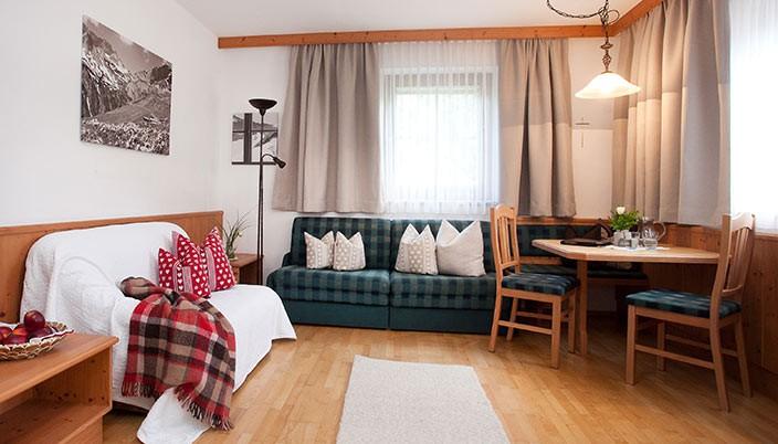 brixnerhof im zillertal: ferienwohnung obstgarten