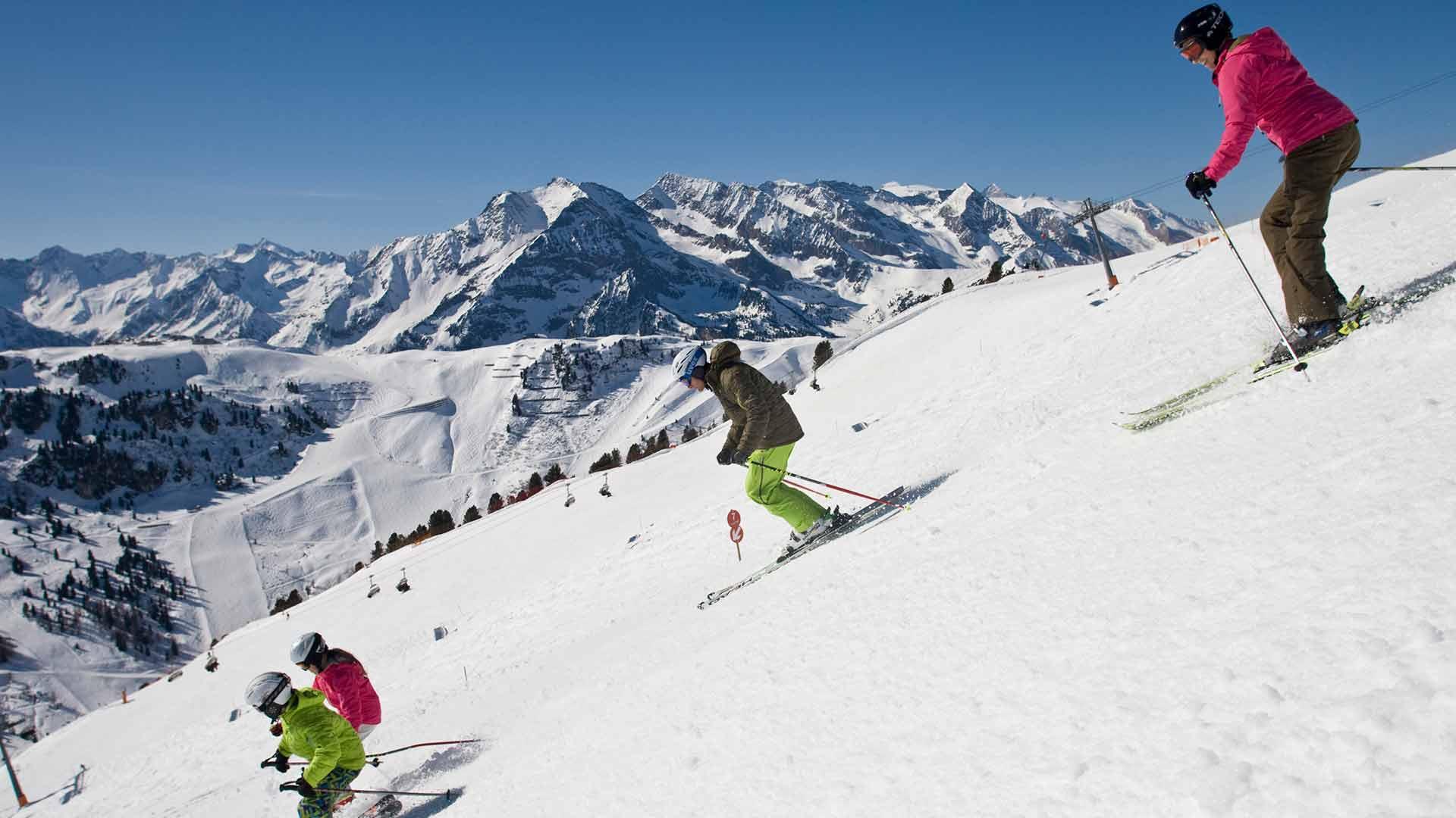 brixnerhof im zillertal, ski urlaub mit familie